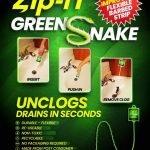 zip it drain cleaner