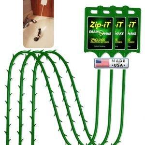 zip it drain cleaner 3 pk